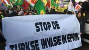 Politie drijft pro-Koerdische betoging uiteen in Keulen, opstootjes in Amsterdam