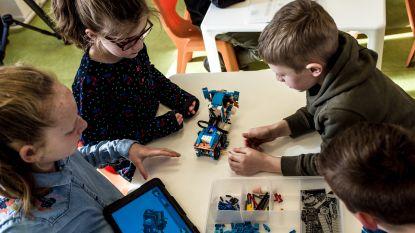 Kinderen moeten in de lagere school leren denken als een robot