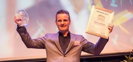 Gert-Jan Willems Nijmeegs Ondernemer van het Jaar