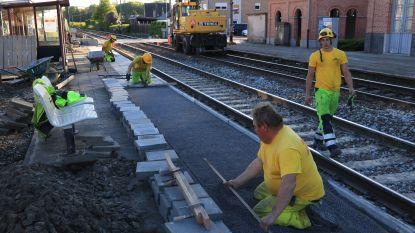 Treinen kunnen weer normaal rijden tussen Lokeren en Sint-Niklaas