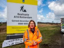 Strop van ruim 100 miljoen door jaar vertraging bij aanleg nieuwe rijksweg A16 Rotterdam