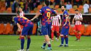 Spektakel in Saudi-Arabië: Messi schittert, staat bij opstootje neus aan neus met Félix, maar verliest daarna wel van Atlético in Supercopa
