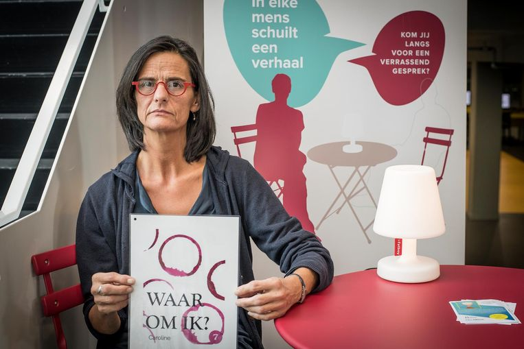 Caroline Van Holme praat openhartig over haar alcoholverslaving.