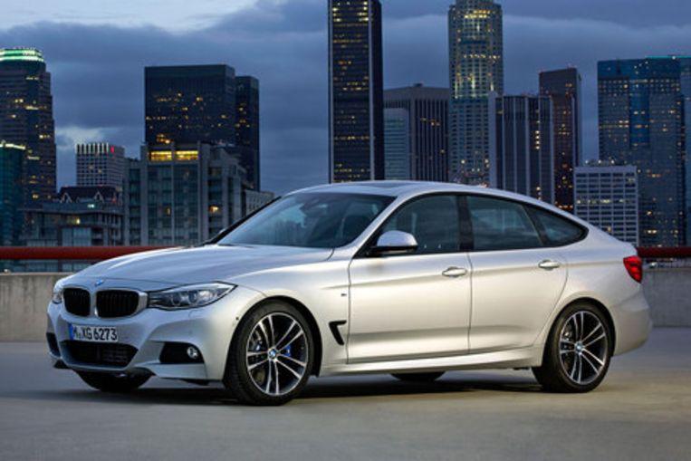 BMW 3GT uit 2013 . Beeld