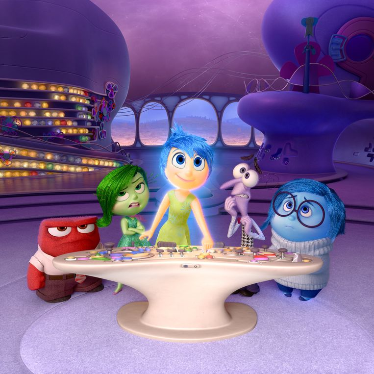 Inside Out Beeld AP