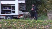 Dertig obussen gevonden in kanaal Brugge-Gent