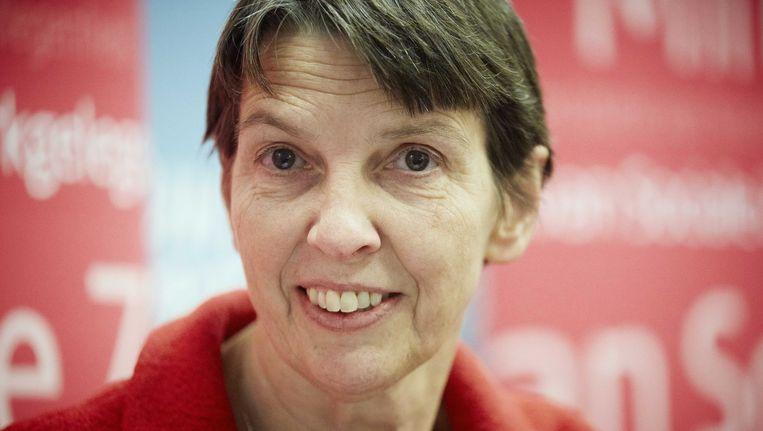 Staatssecretaris Jetta Klijnsma van Sociale Zaken en Werkgelegenheid. Beeld ANP
