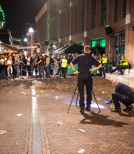 Uitbater Zwols café probeerde vechtpartij te stoppen: 'Alles zat onder het bloed'