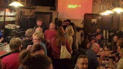 De Jaargetijden spelen voor 21ste keer café De Hanekeef plat