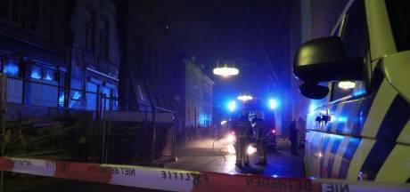 Brand bij wijnbar Bruut in centrum Enschede; veel schade