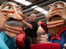 'Weermannetjes' van carnavalsclubs houden weerbericht met angst en beven in de gaten