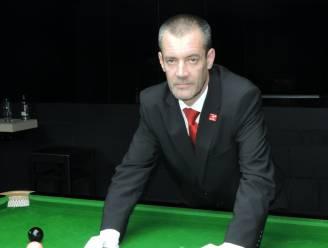 Belgische topscheidsrechter moet finale UK Championship snooker in goede banen leiden