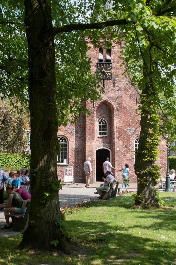 De Hasseltse kapel.