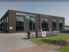 Spoorwegbouwer Swietelsky mag in Oisterwijk nog eens tien tijdelijke kantoorunits plaatsen