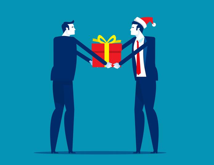 Waarom zijn we vaak ontevreden met ons kerstpakket? We lijden aan het 'meer is minder'-effect, zegt neuropsycholoog Chantal van der Leest.