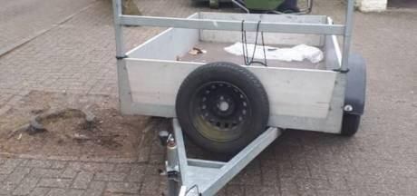 Politiecijfers: meeste brommers gepikt in Apeldoorn, meeste aanhangwagens weg in Hardenberg