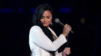 """Demi Lovato linkt haar depressie aan verleden als Disneyster: """"Ik moest té hard werken, en achteraf ging de show door zonder mij"""""""