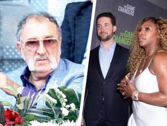 """""""Racistische en seksistische clown"""": tennisbaas haalt nogmaals uit naar Serena, waarop diens echtgenoot hem van repliek dient"""
