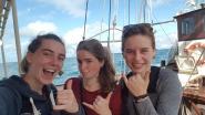 Zeiltocht Anuna De Wever richting Zuid-Amerika verloopt niet probleemloos: boot noodgedwongen aangelegd