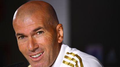 """Zidane bevestigt dat Hazard in de kern zit voor Levante: """"Hij heeft er enorm veel zin in"""""""