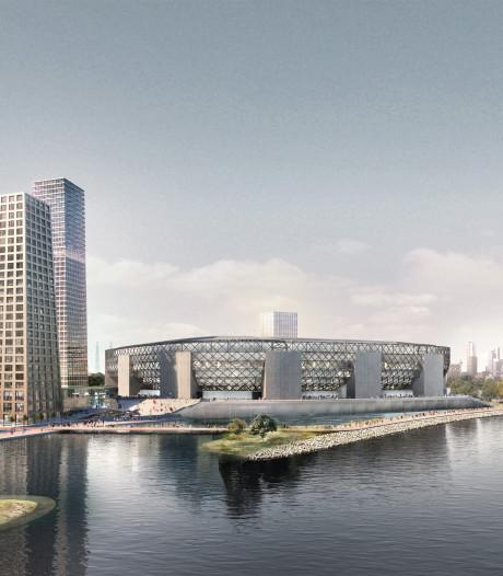 Zuid-Holland kritisch op Feyenoord City: 'Stadion aan de rivier moet veiliger'