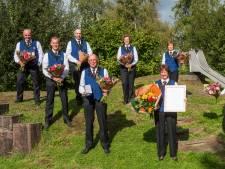 100 jaar fanfare EMOS in Borkel en Schaft