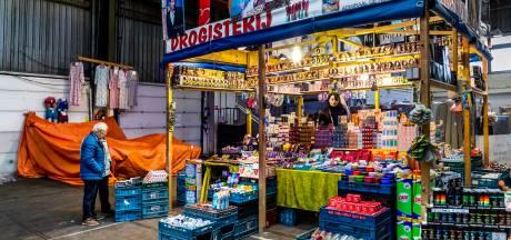 Hallen Utrechtse Bazaar zo snel als mogelijk gesloopt voor woningbouw