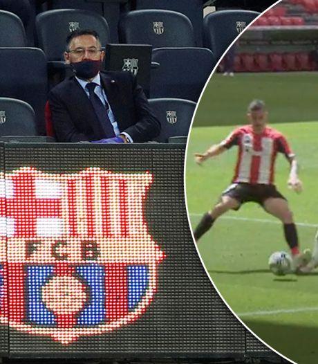 Voorzitter Barça: 'VAR bevoordeelt altijd hetzelfde team'