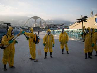 Brazilië zet 220.000 militairen in tegen zika-mug