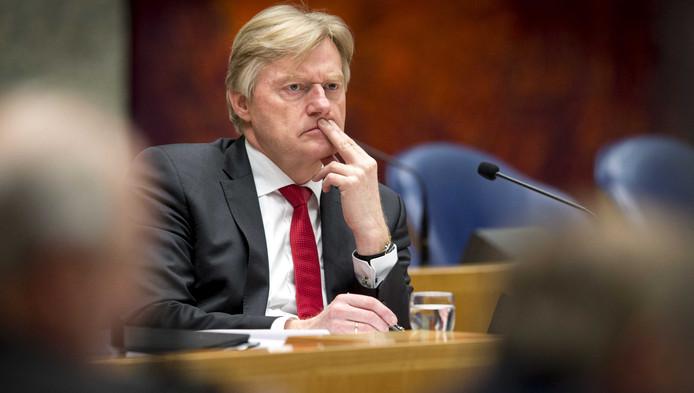 Van Rijn is verantwoordelijk voor de huidige opzet.