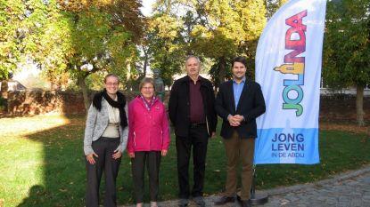 Solidariteitswandeling in Vlierbeek