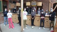 """Jongeren heropenen jeugdhuis Vagevuur: """"Coronaproof terras op onze binnenkoer"""""""