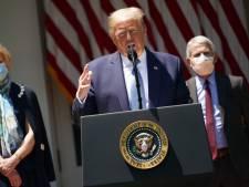 Toename coronagevallen in VS: 'Zelfs pandemie is politiek conflict'