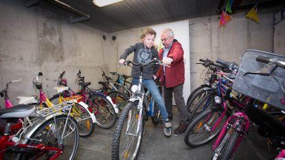 Wijk Windmoleken krijgt fietsbibliotheek