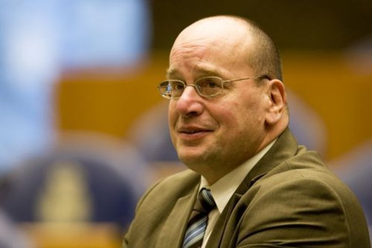 Staatssecretaris Fred Teeven. ANP Beeld