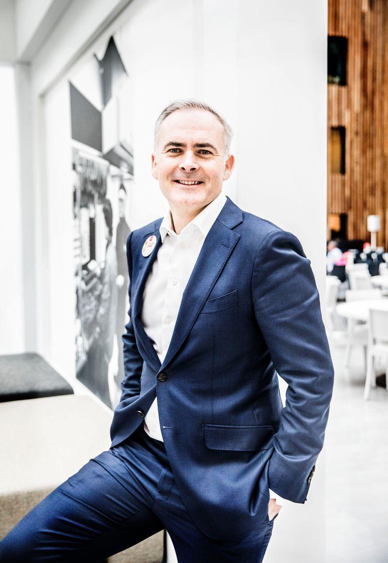 Hema-ceo Tjeerd Jegen: 'Een bedrijf zoáls Jumbo, dat is een heel goede overnamekandidaat.' Beeld Aurélie Geurts