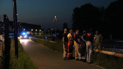 Brandweer treft vervuilende substantie aan op Dender