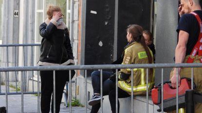 Eerste dag heropend... en lingeriewinkel Hunkemöller krijgt meteen brandweer over de vloer