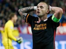 'Galatasaray wil van Sneijder af'
