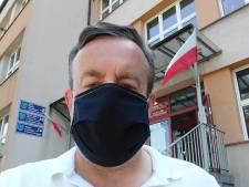 'De Poolse politie slingerde iedereen meteen op de bon'