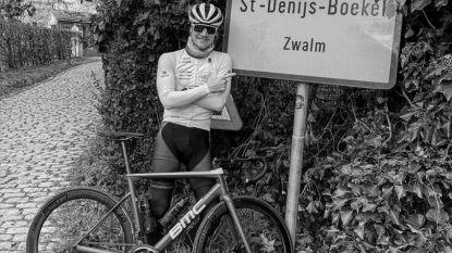 """Maxim Pirard probeert zich in kijker te rijden met 1.001 kilometer in 34 uur: """"Een profcontract blijft de ambitie"""""""