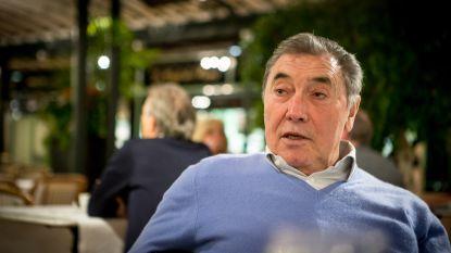Eddy Merckx en ASO strijken plooien glad