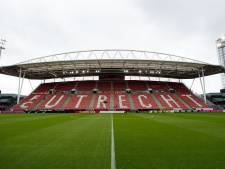 Stenen gegooid na wedstrijd FC Utrecht-ADO, vier agenten gewond