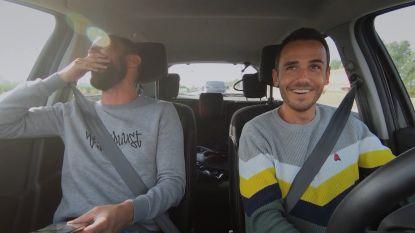 """""""Een druiper?"""": Christophe geeft Nick een spoedcursus Gents in 'Blind Getrouwd'"""