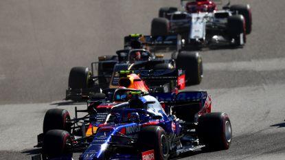 Toro Rosso blijft langer doorgaan met Kvyat en Gasly, Albon verlengt bij Red Bull