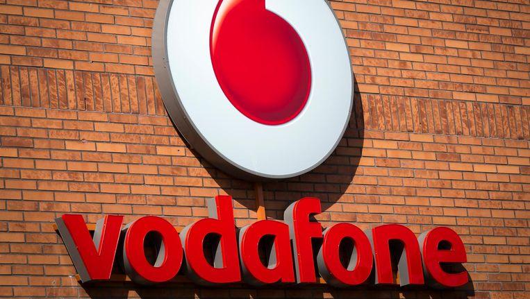 Vodafone heeft landelijk last van een storing Beeld ANP