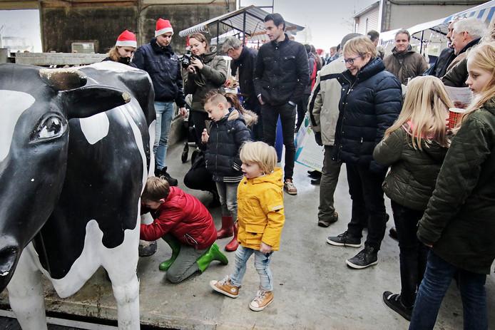 Bij de vorige editie in 2017 opende een melkveebedrijf haar deuren voor het publiek