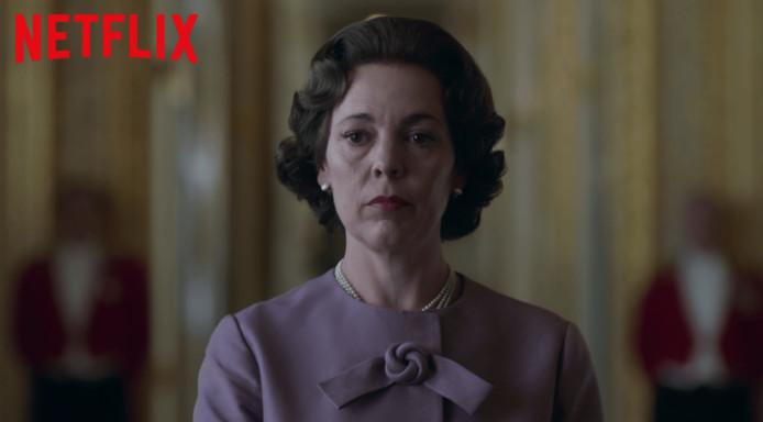 De nieuwe Elizabeth staat op.