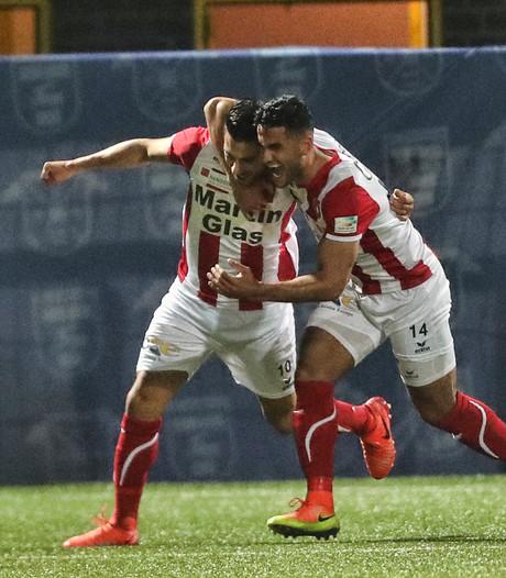 FC Oss vecht zich naar 1-3 overwinning bij Cambuur