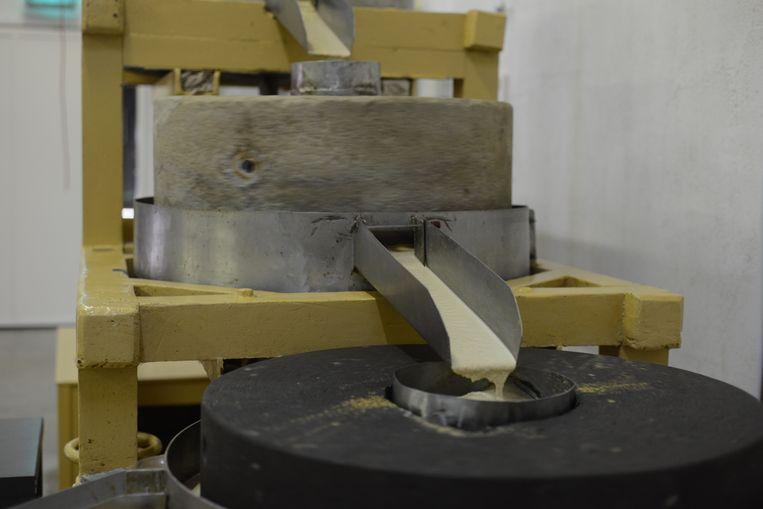 De productielijn van De Ster.